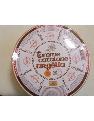 TOMME CATALANE TRANCHE 200 gr