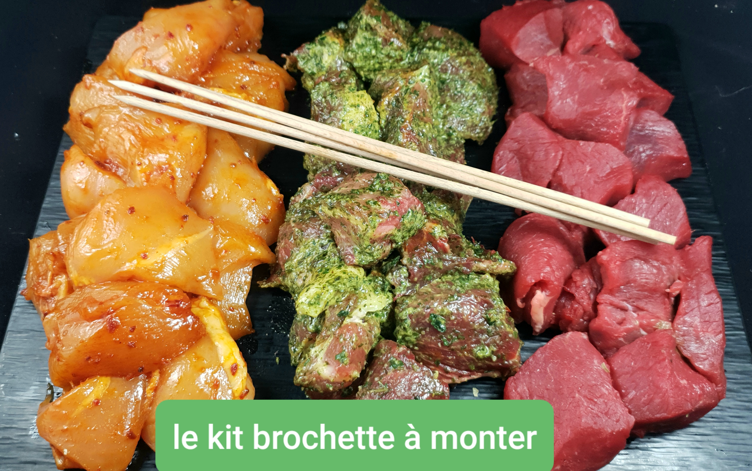 KIT BROCHETTE